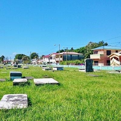 ヤーボロー墓地