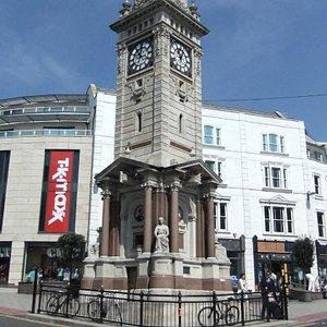Brighton Clock Tower © Robert Bovington