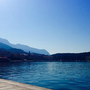 Makarska Harbour