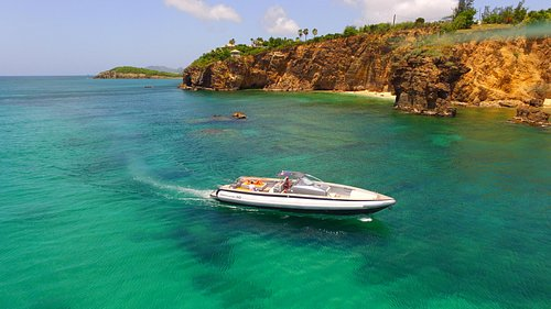 50 ft private boat charter