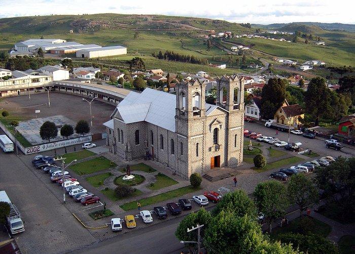 Igreja Matriz de São Joaquim - São Joaquim, Santa Catarina