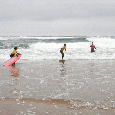 Valdearenas surf