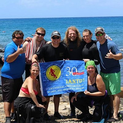 Great place to dive with great people!  The true professional instructors on island.