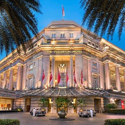 The Fullerton Hotel Singapore, Singapore's 71st National Monument