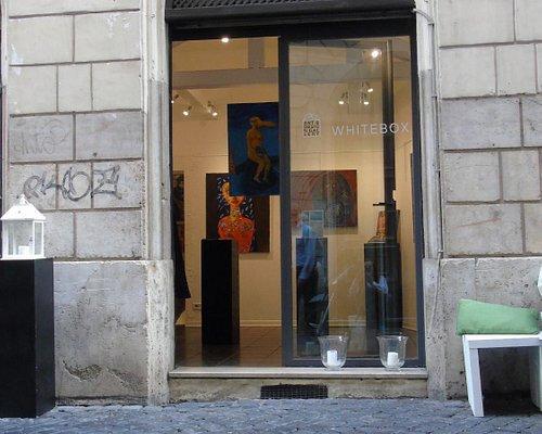 Elan Primo Marsiglia, White Box Gallery, Roma