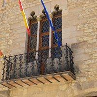 Balconada del Ayuntamiento