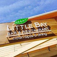 Little Bay Bar & Indian Restaurant, Ocean Village, Gibraltar.