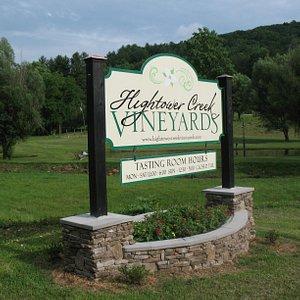 Hightower Creek Vineyards...a sense of home