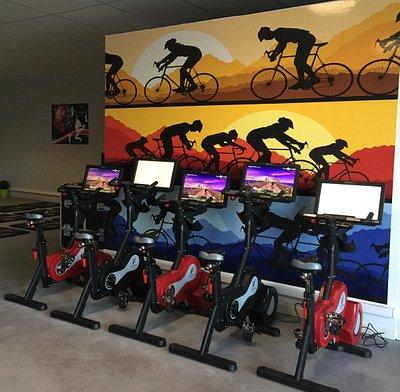 vélo circuit challenge