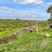 View from the Tissington trail