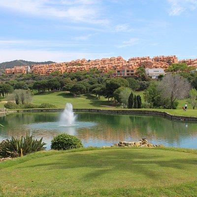 Hoyo 1 PRO - Santa María Golf Marbella