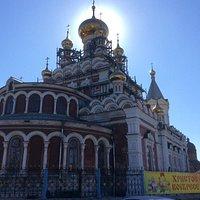 Свято-Никольский храм в городе Кунгур. Достоинство и величие России!