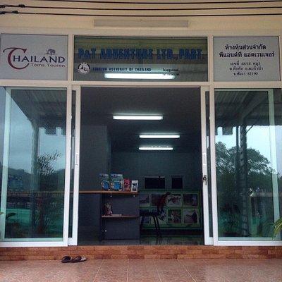 Office Toms-Thailandtouren