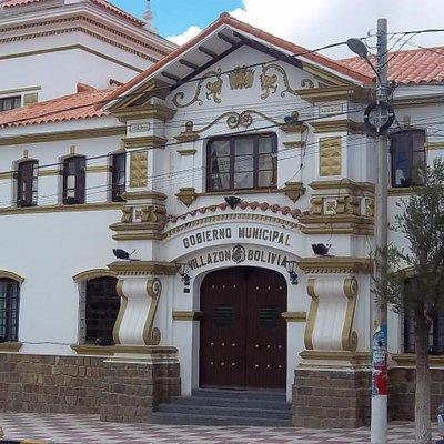 Municipalidad de Villazón
