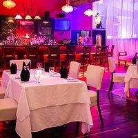 Screaming Eagle Restaurant Aruba Interior Shot