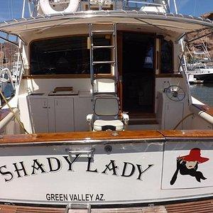 "San Carlos Fishing Charter ""Shady Lady"""