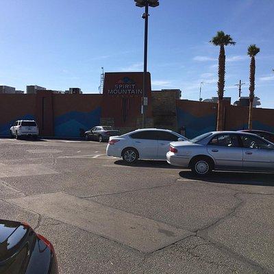 Spirit Mountain Casino, Mohave Valley, Arizona