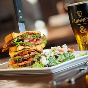 BLT and Guinness