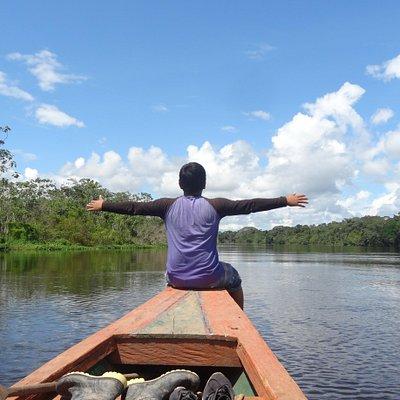 Aire puro y libertad!