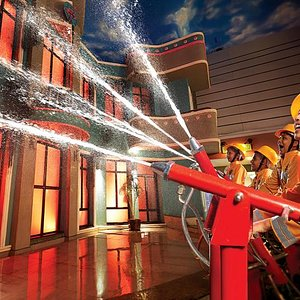 Become a Fire-Fighter at KidZania Delhi NCR!
