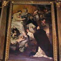 San Gerolamo e San Bonaventura di Giovanni Santi