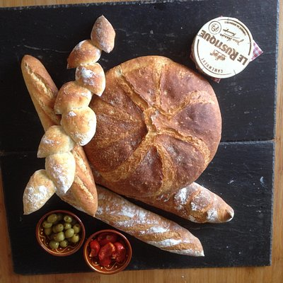 Continental Breads Class