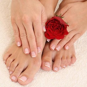 Manicure and pedicures that last