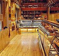 Interior Pastelería La Suiza