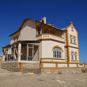 Haus des Minenverwalters.