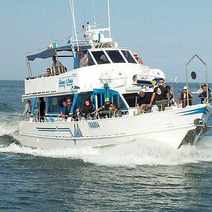Motonave Andrea Doria - Pesca e Divertimento