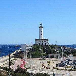 El Faro - hay que subir y disfrutar la vista