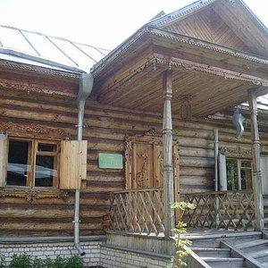 Музей леса во Мстёре