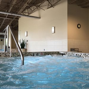Haven on the Lake interior (wellness area) amenities