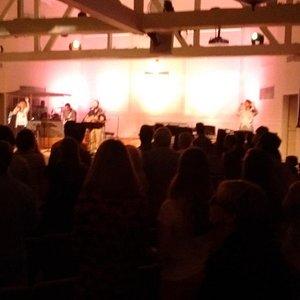 Awesome worship team!