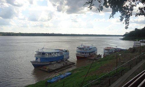 Barcos para passeio