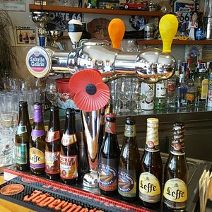 Great Belgium bar.