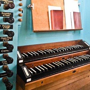 Waalse Kerk - Orgel