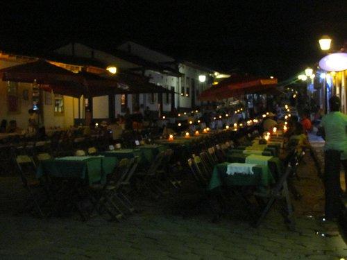Restaurantes na Rua do Lazer