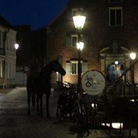 Selbst dem Pferd gefiel es im Fuerkiek.