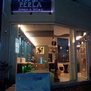 fish spa PERLA