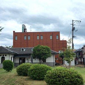 倉吉線鉄道記念館