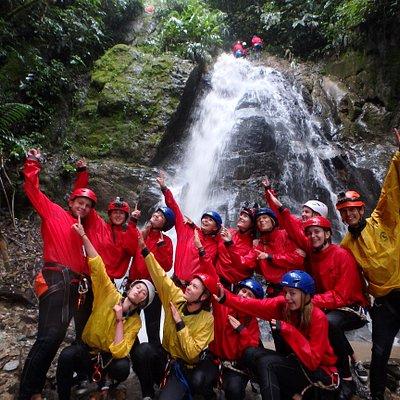 Best Canyoning Baños Ecuador