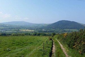 Views from Ballacraine Quad Bike Trail Rides