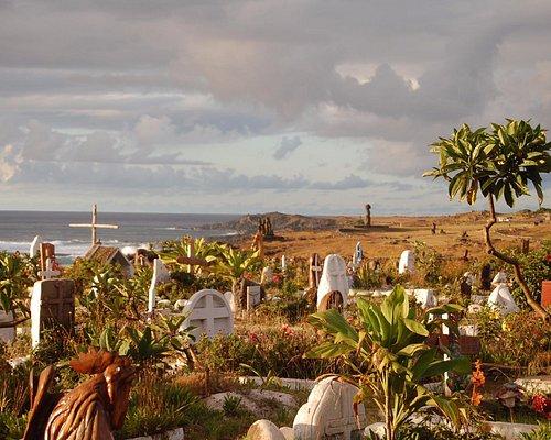 Cementerio de Hanga Roa