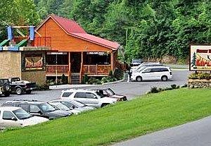 Large Base Camp with Plenty of Parking