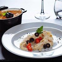 Bacalhau à Funil - Codfish Funil Style