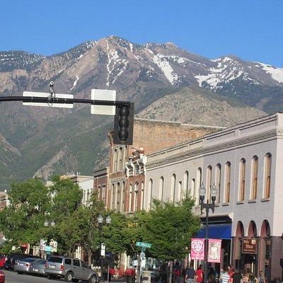 Historic 25th Street, Ogden, Utah