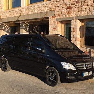 MiniVan (9-seater) Mercedes Viano