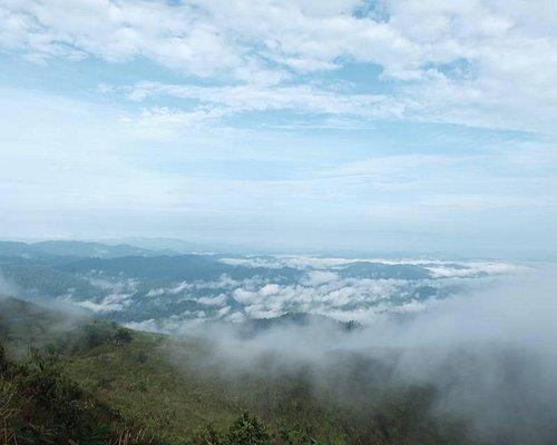 เนินช้างศึกช่วงต้นหน้าฝน, ทองผาภูมิ กาญจนบุรี