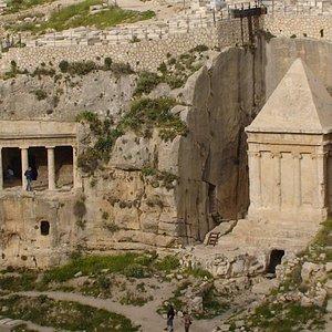 Гробница ветхозаветного пророка